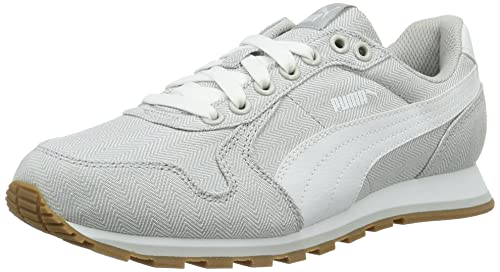 Puma Unisex-Erwachsene St Runner Herringbone Low-Top