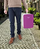 Cooluli Infinity Pink 15 Liter Compact Portable