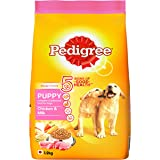 Pedigree Puppy Dog Food Chicken & Milk, 1.2 kg Pack