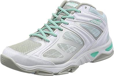 Avia Gfc Studio Mujer US 7 Blanco Zapatillas: Amazon.es: Zapatos y complementos
