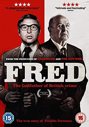 Fred The Godfather Of British Crime Dvd 2018 Amazoncouk