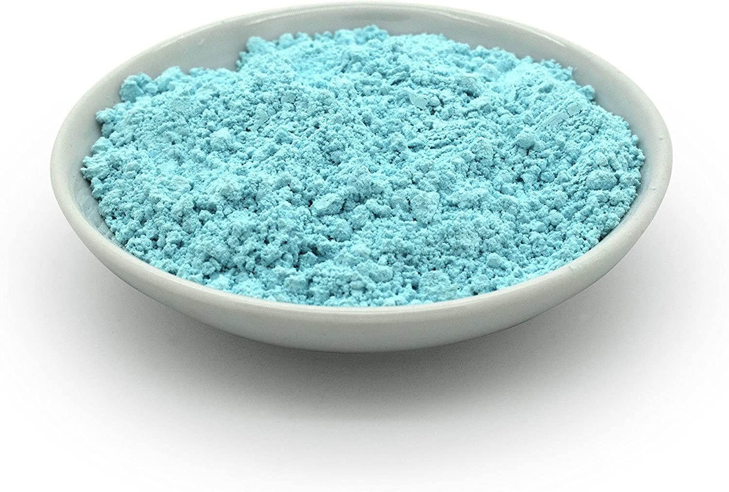 POWDER Wood light blue material 1 FULL oz NATURAL Crushed Turquoise Inlay fines