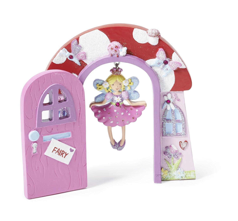 Kids Magical \'Opening\' Fairy Door - Hand Painted Bedroom Wall ...