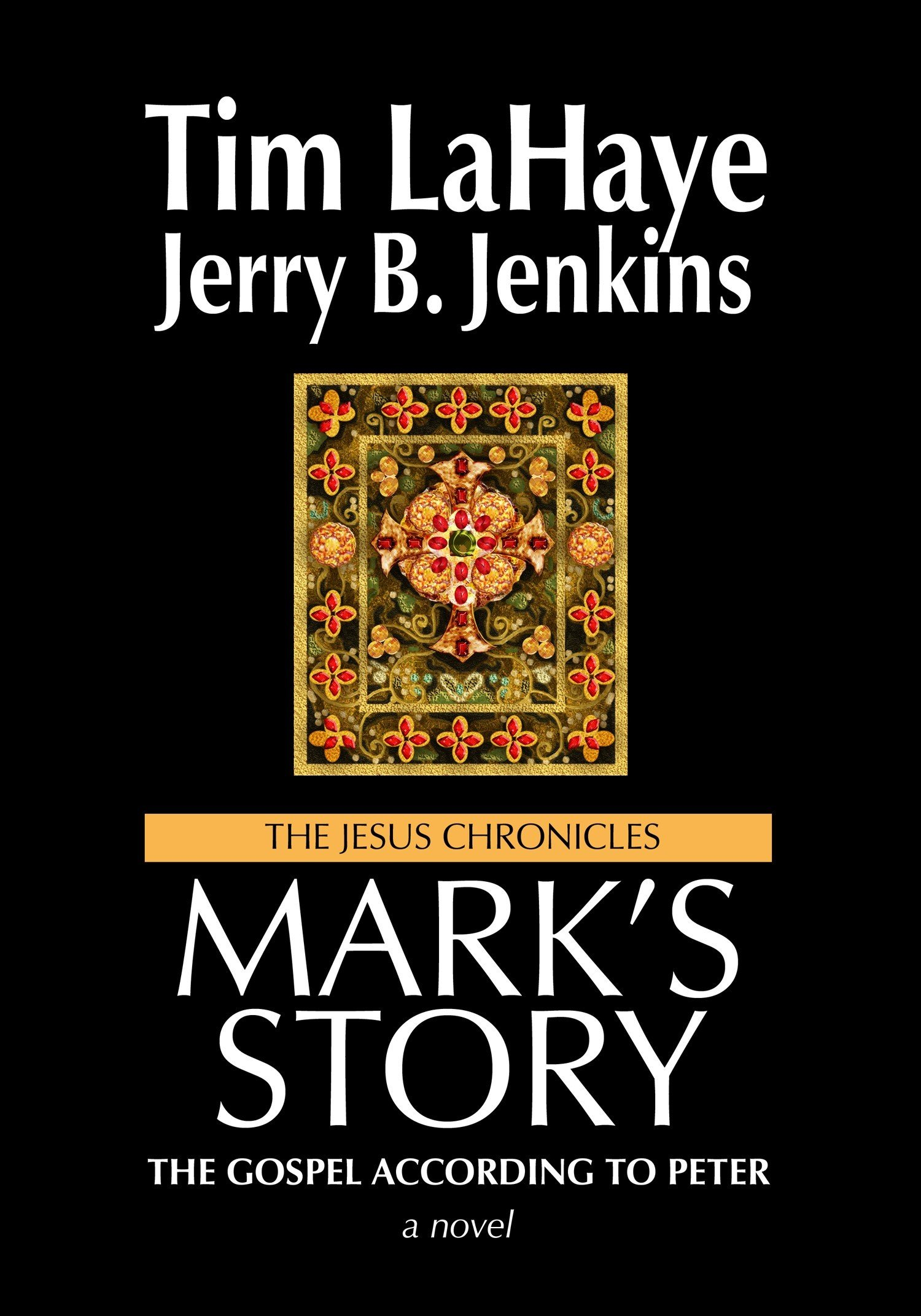 Read Online Mark's Story: The Gospel According to Peter (Platinum Fiction Series; The Jesus Chronicles) pdf
