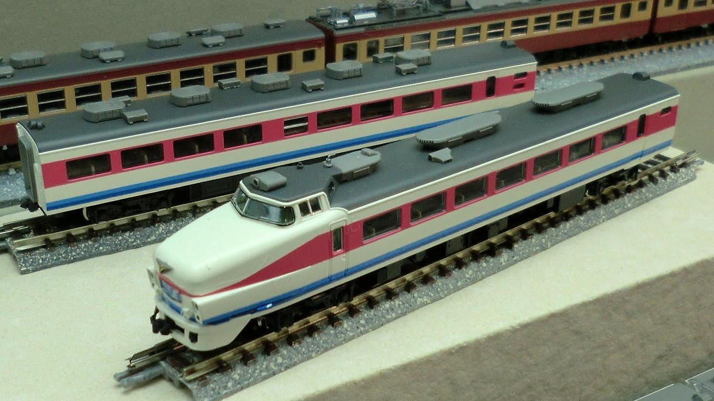 J.R. Limited Express Series 489 [Hakusan] (Basic 5-Car Set) (Model Train) (japan import)