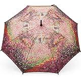 Parapluie Droit Peinture Claude Monet - Jardin d'été - Rosemarie Schulz idées cadeaux