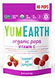 YumEarth Organic Vitamin C Lollipops, 8.5 Ounce Bag ( Packaging May Vary )