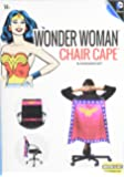 Wonder Woman Pink Chair Cape - Convention Exclusive