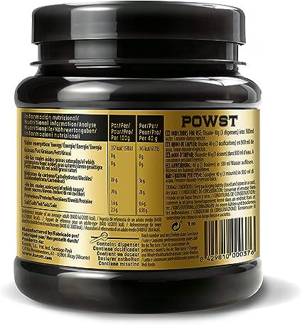 POWST Isodrink Orange 600g.: Amazon.es: Salud y cuidado personal