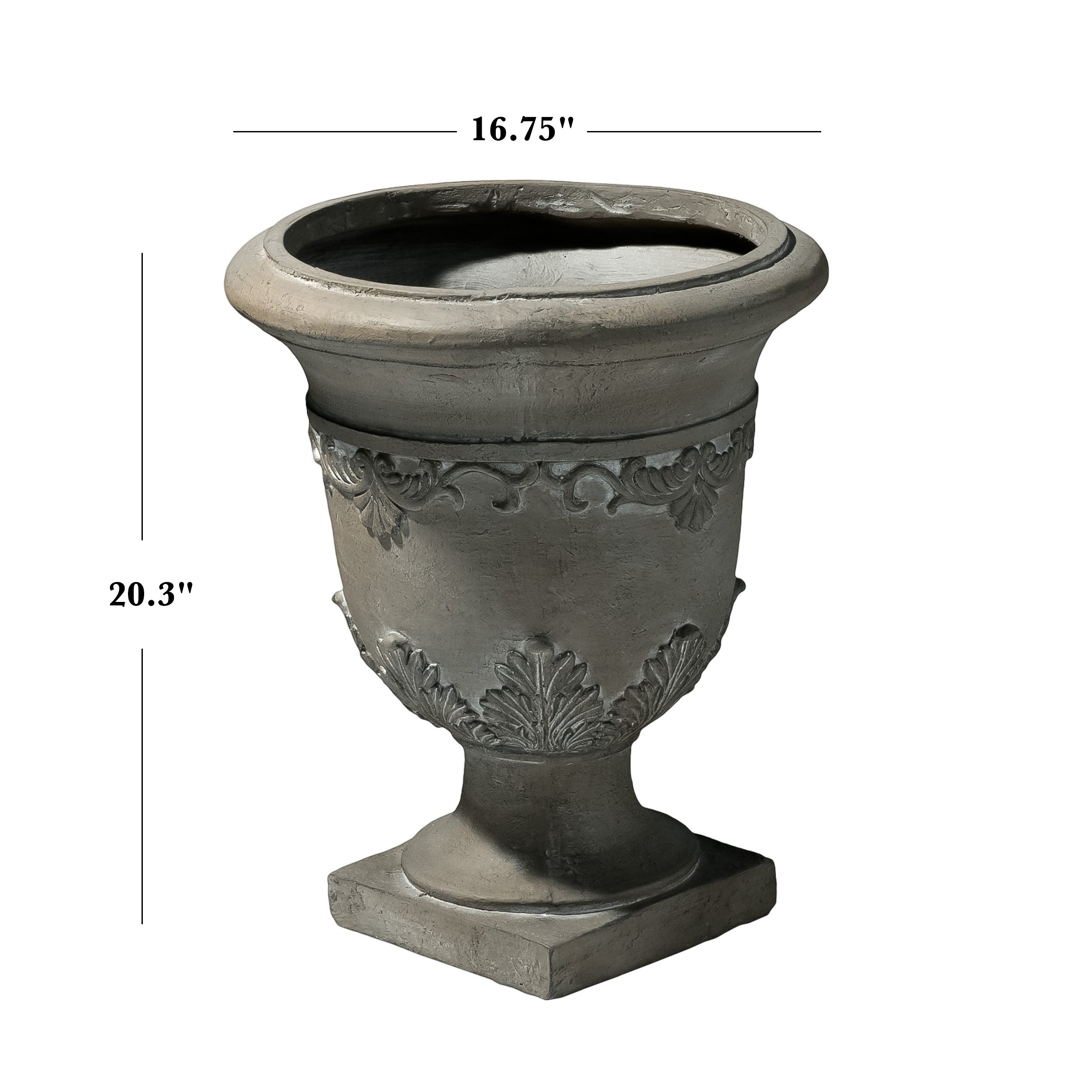 Christopher Knight Home Antonio Antique Moroccan 20-inch Urn Planter by Christopher Knight Home (Image #2)