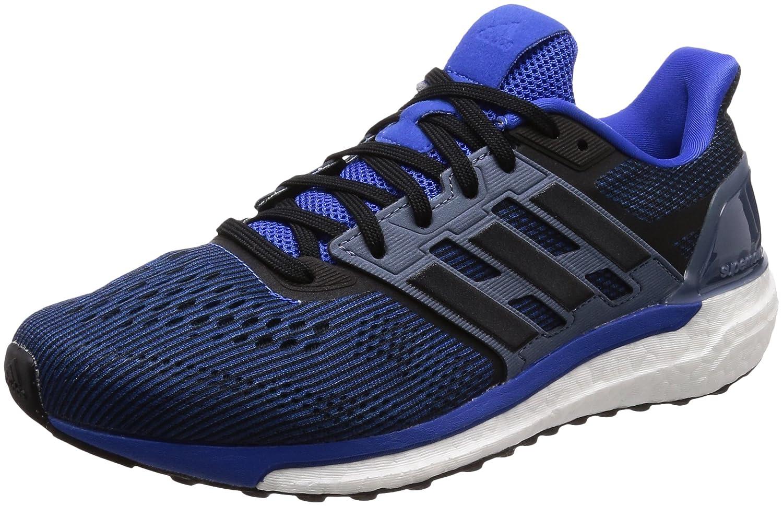 Adidas Supernova, Zapatillas de Running para Hombre 43 1/3 EU|Azul (Azalre / Negbás / Acenat 000)