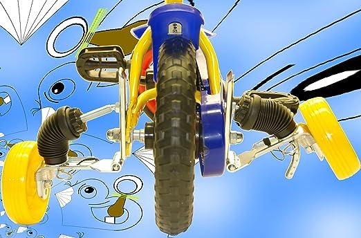 10 opinioni per BabyKidBike-d Babies and Kids Bike de-stabilizers (Smart Training Wheels). AMDA1