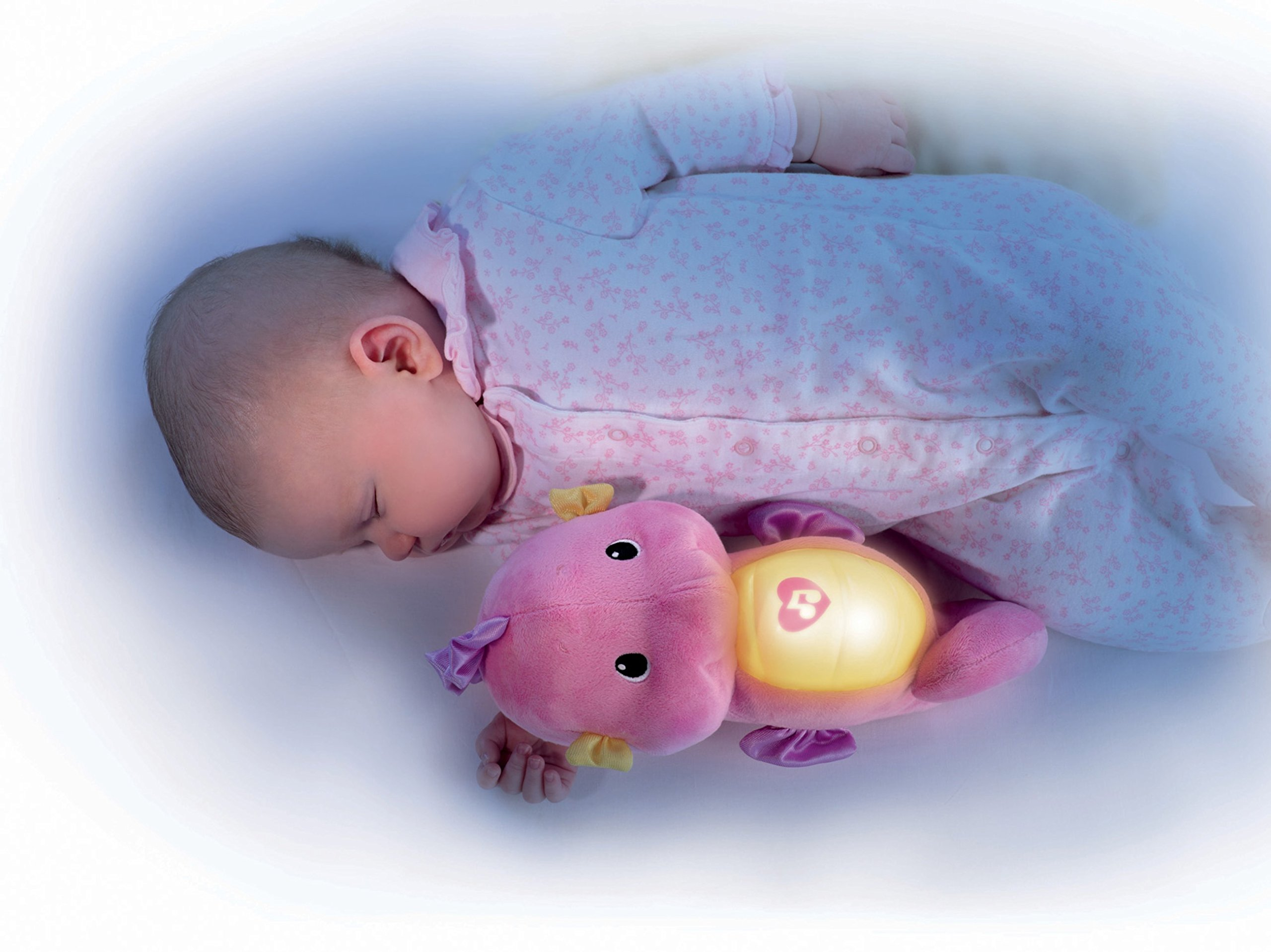 Fisher-Price Soothe & Glow Seahorse, Pink by Fisher-Price (Image #9)