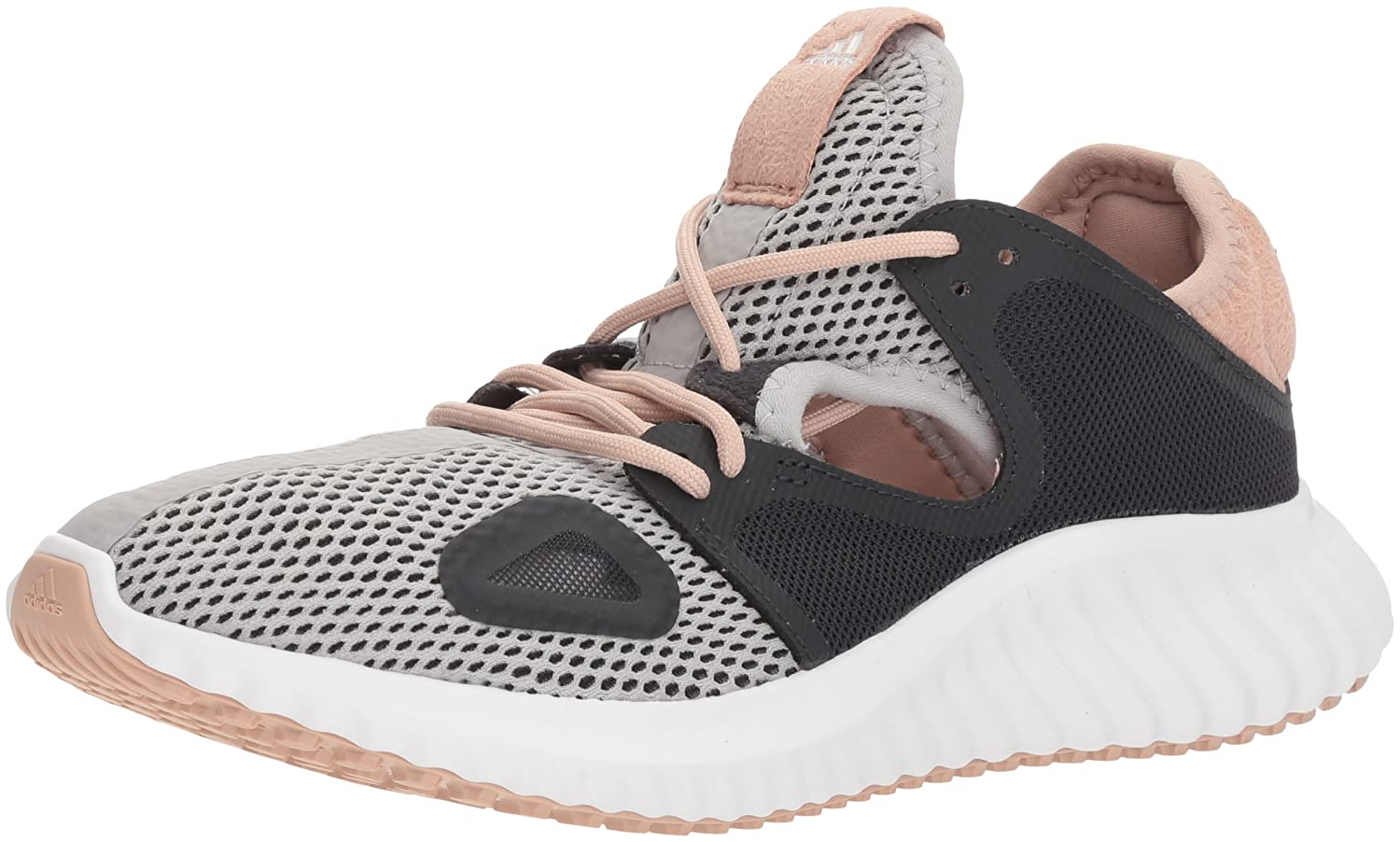 adidas Women's Lux Clima w Running Shoe B075R871K9 12 B(M) US|Grey Two Fabric, Carbon S, Ash Pearl S