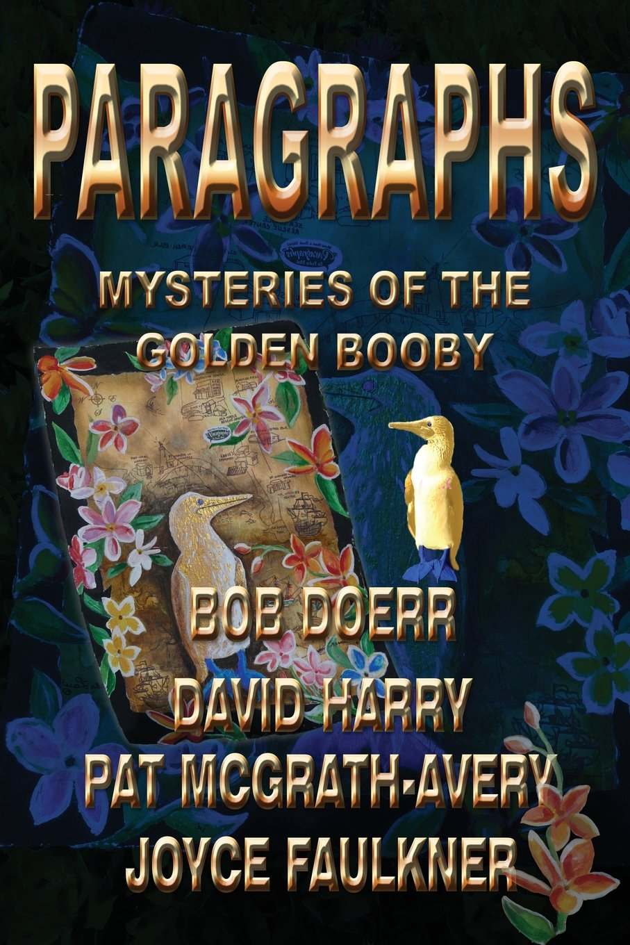 Read Online Paragraphs: Mysteries of the Golden Booby PDF