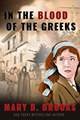 In The Blood Of The Greeks (Intertwined Souls Series: Eva and Zoe Book 1) Kindle Edition