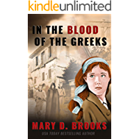 In The Blood Of The Greeks (Intertwined Souls Series Book 1) book cover