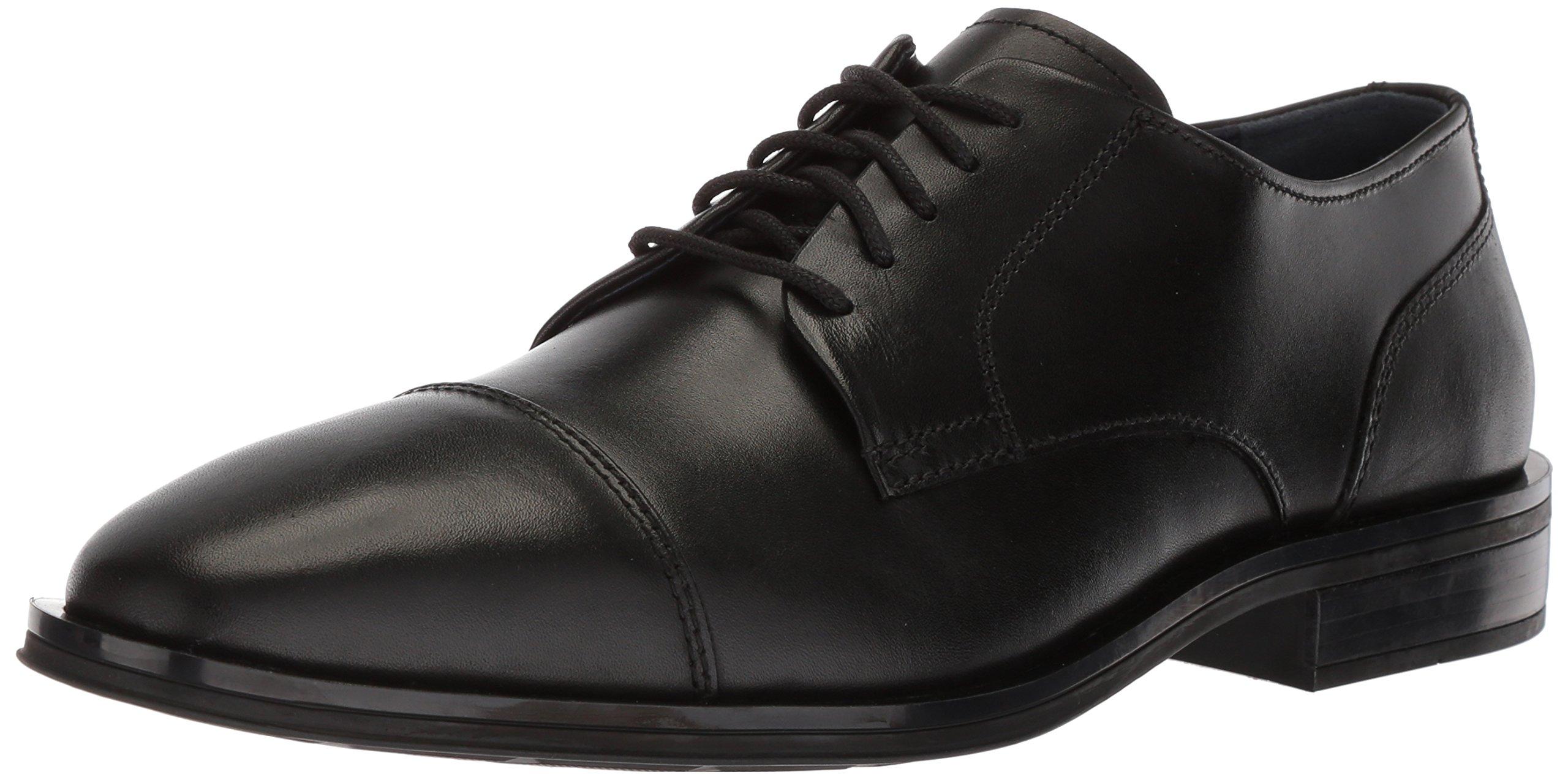 Cole Haan Men's Dawes Grand Cap Toe Oxford, Black WP, 10 Medium US