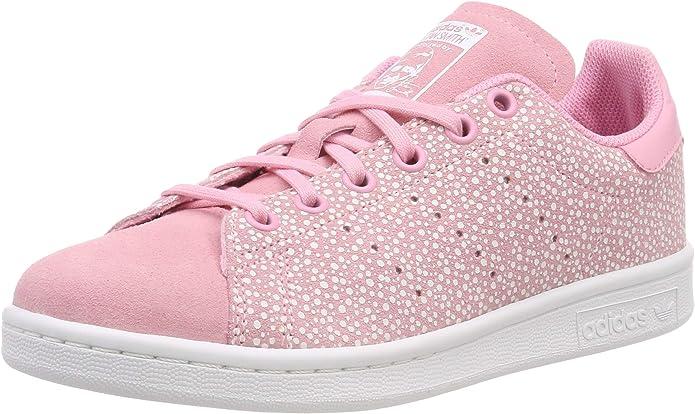 adidas Stan Smith Sneakers Jungen Mädchen Unisex Kinder rosa Größe 36 bis 38 2/3