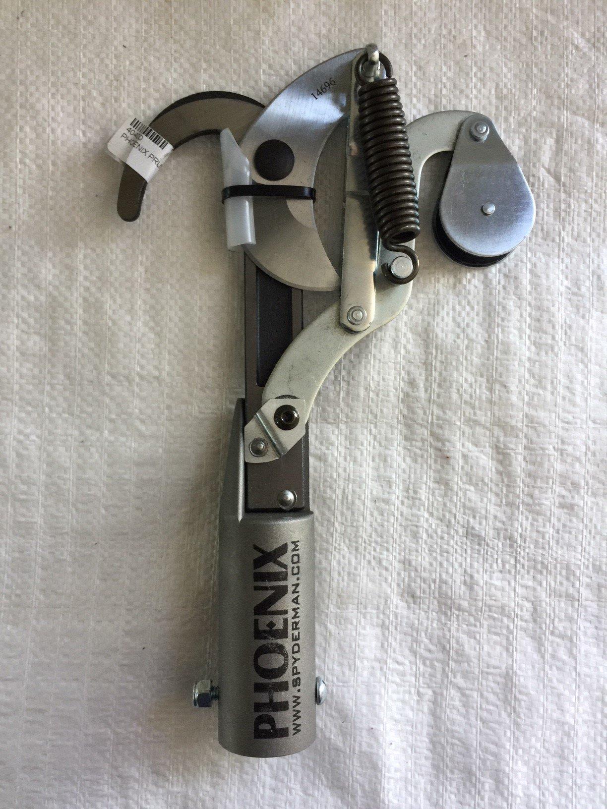 Phoenix Pruner Head Professional 1 3/4 cut for Octagonal Poles Made in U.S.A. by Phoenix Tools