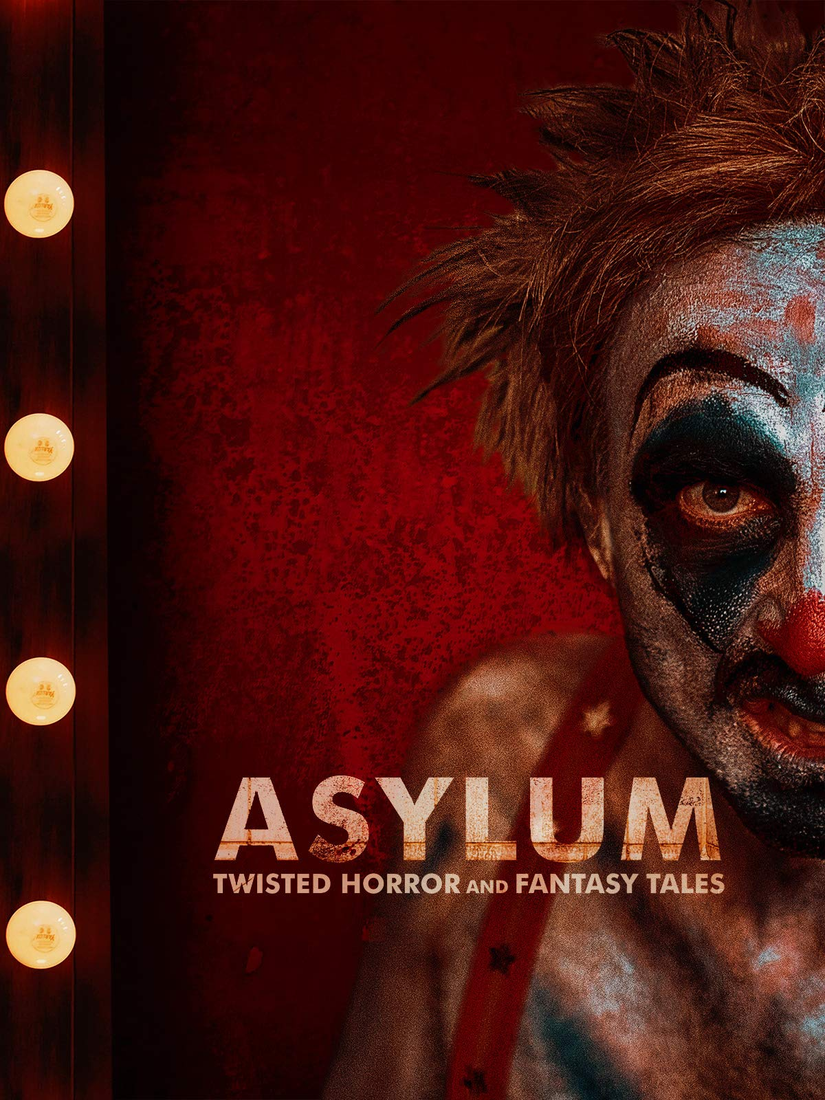 ASYLUM - Twisted Horror and Fantasy Tales