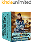 The Mail Order Brides of Last Chance: The Denver Brides (A 4-Book Western Romance Box Set)