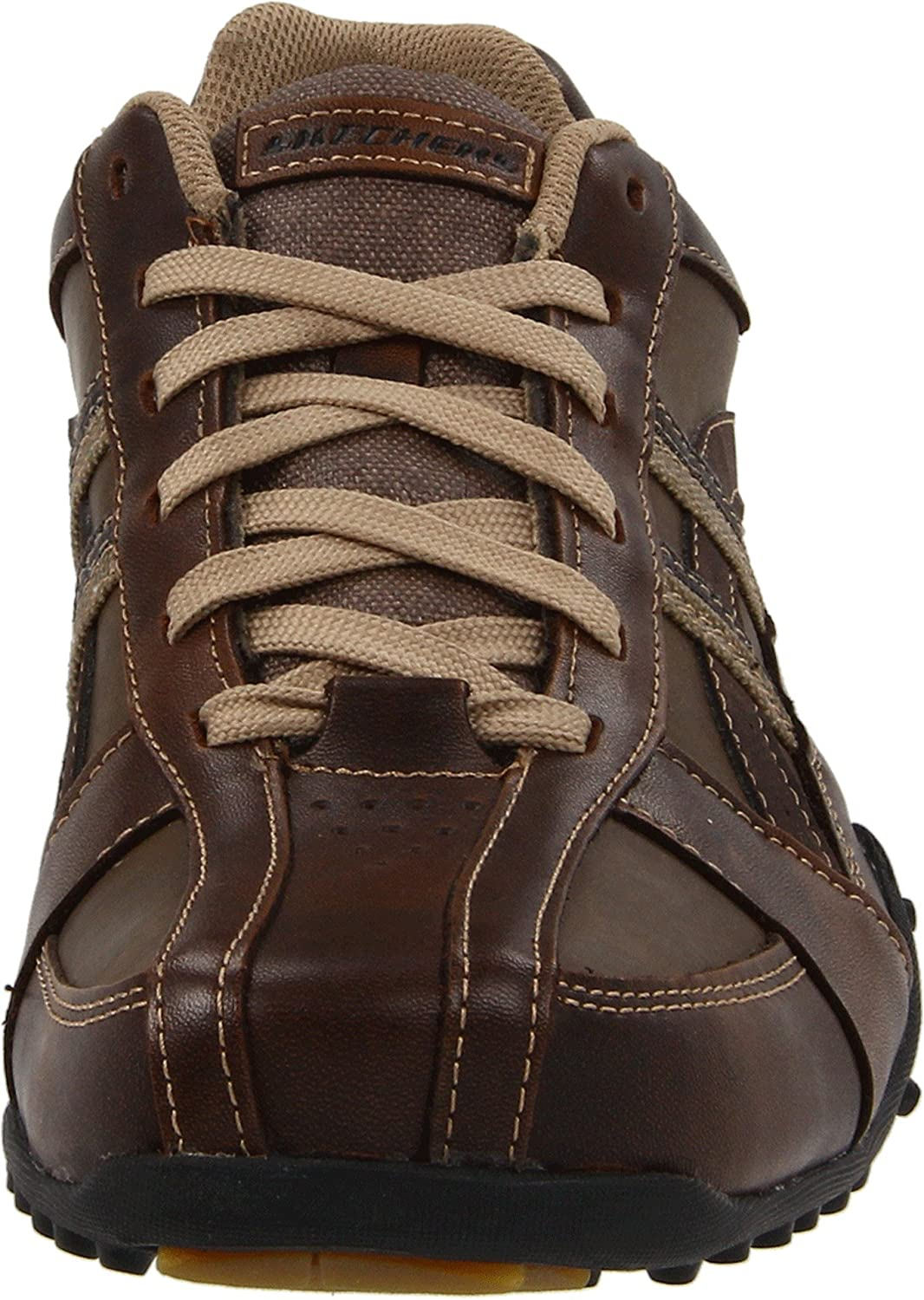 Sketchers Chaussures Pour Hommes En Cuir NGrEEs1iGT