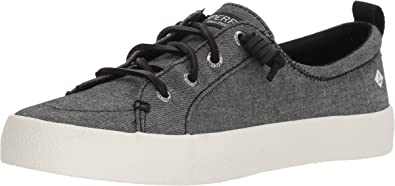 Crest Vibe Crepe Chambray Sneaker