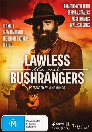 Amazon com: Lawless - Real Bushrangers, The: Michael Davie Steve