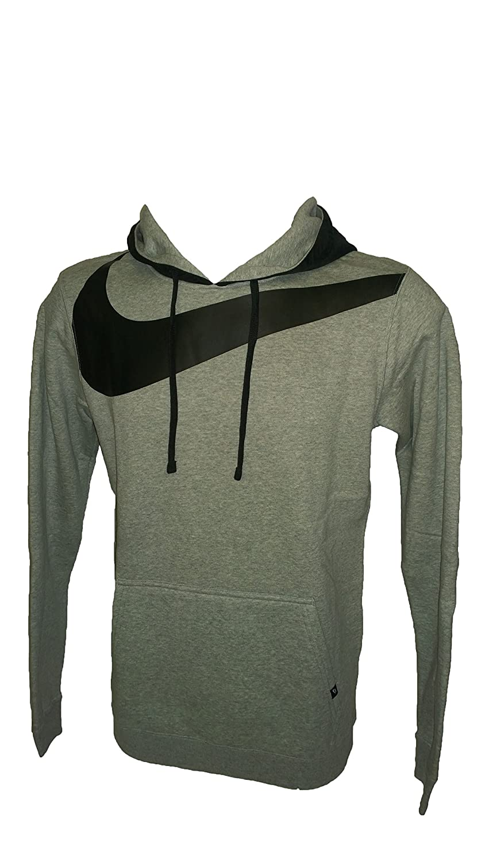 Nike Sudaderas Hombre Hoodie FLC Grey 861714 Capucha algodón felapto Gris TG L: Amazon.es: Deportes y aire libre