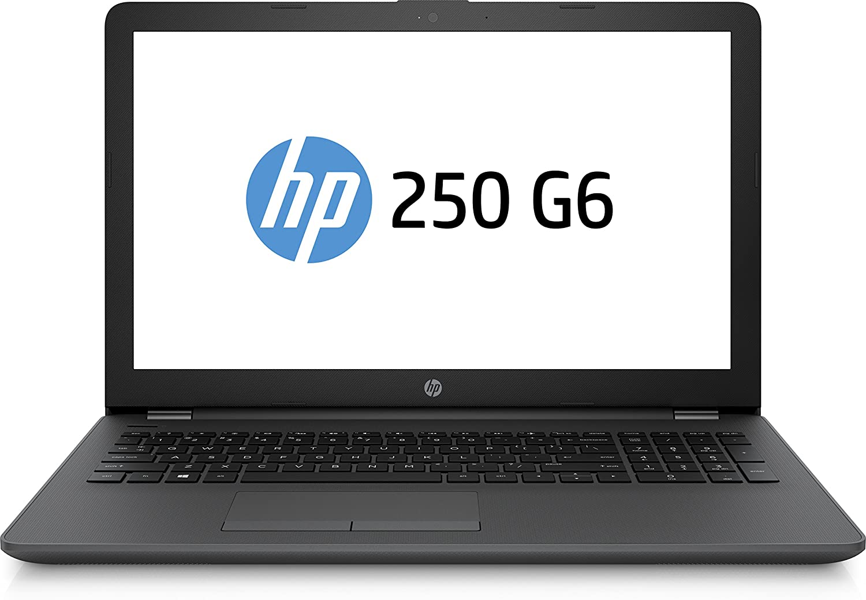 HP 250 G6 Notebook, Intel Celeron N3060, RAM 4 GB, SSD 128 GB M.2, senza Sistema Operativo, Argento