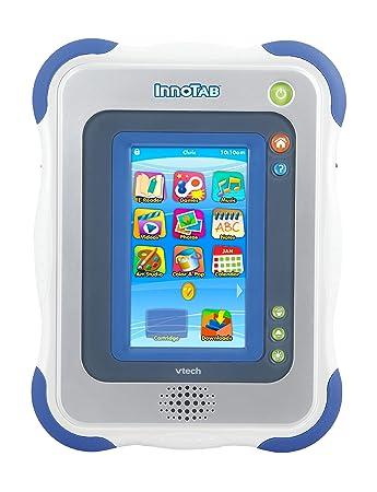 amazon com vtech innotab 1 kids tablet blue toys games rh amazon com VTech InnoTab Review VTech InnoTab Pink