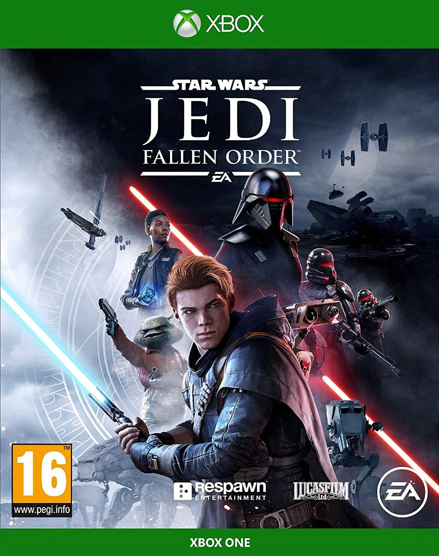 Star Wars Jedi: Fallen Order - Xbox One [Importación inglesa ...