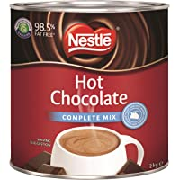 NESTLE Hot Chocolate Complete Mix Drinking Chocolate, 2 Kg