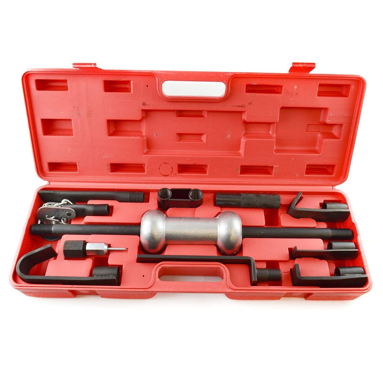 13PC 10lb estrattore dentato in acciaio / martello a scorrimento AB Tools