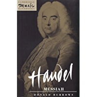 Handel: Messiah (Cambridge Music Handbooks) book cover