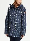 Burton Women's Sadie Rain Jacket, Float Away, Small