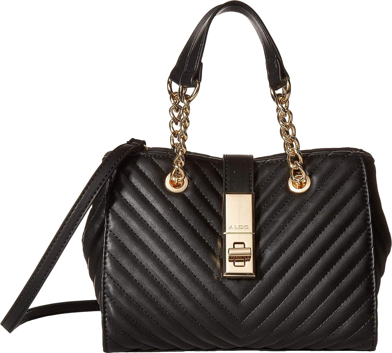 a57183eeb2a ALDO Women s Okemah Black One Size  Handbags  Amazon.com