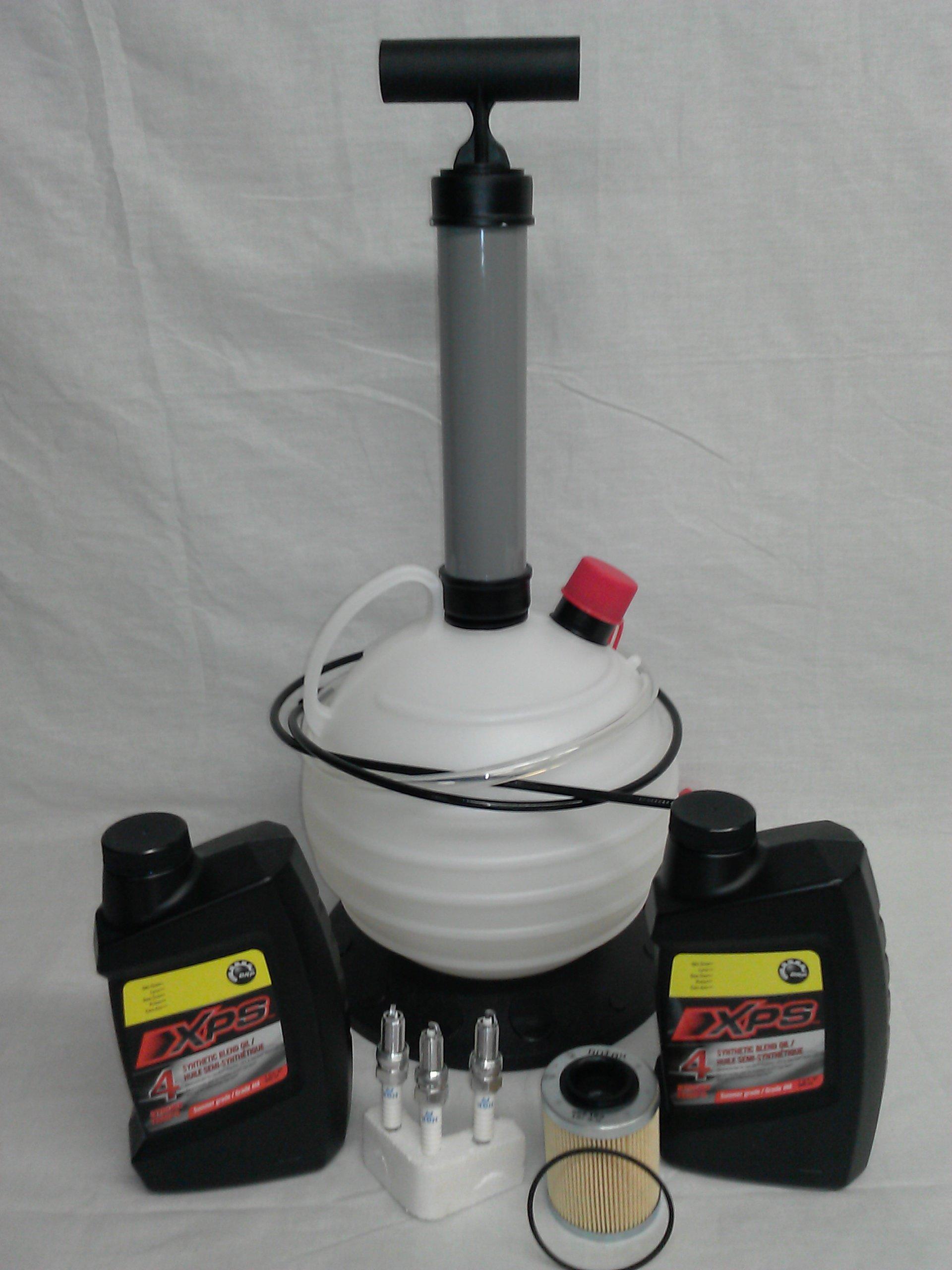 Sea-Doo SPARK Oil Change Kit Rotax 900 ACE SeaDoo Utlimate Oil Pump Extractor
