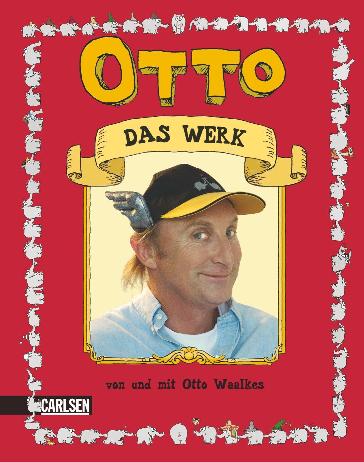 Otto Das Werk Amazon Otto Waalkes Bücher