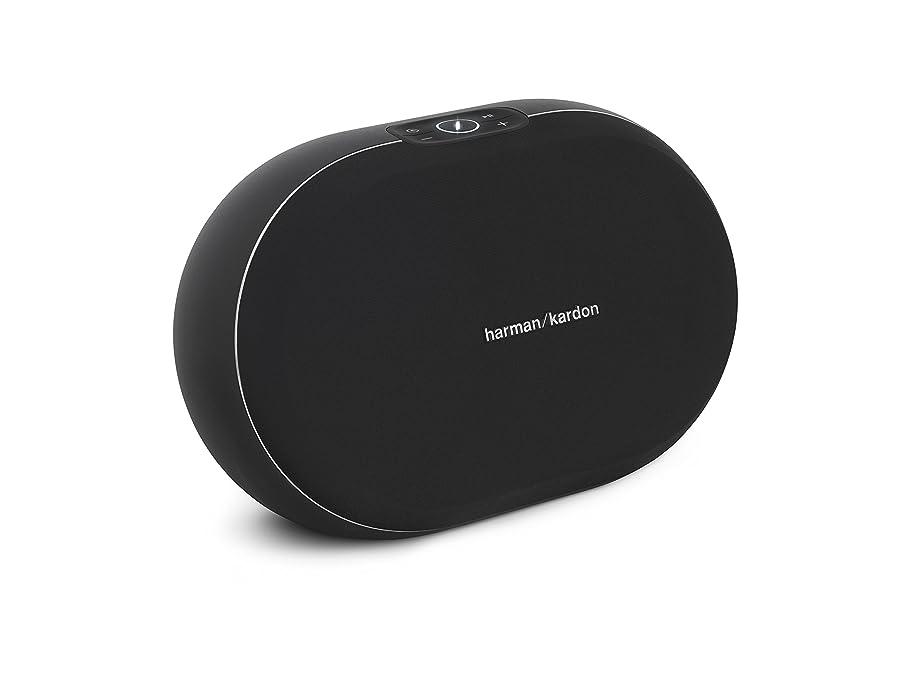 アパート一時的リスDENON HEOS 1 ポータブルネットワークスピーカー Wi-Fi/Bluetooth/ハイレゾ音源対応 ブラック HEOS1HS2-K