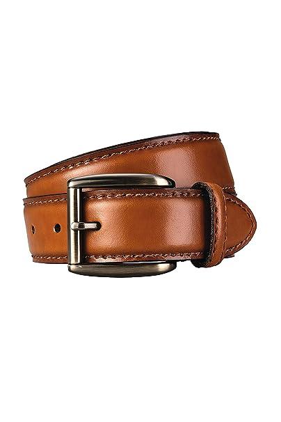 next Hombre Signature Cinturón De Piel Italiana Premium Elegante Formal De Moda