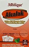 10147 Antacid Alcalak Tablets 420mg 100X2 Per Box by Medique Pharmaceuticals -Part no. 10147