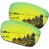 SmartVLT Men's Replacement Lenses for Oakley Drop Point OO9367 Sunglass - More Options