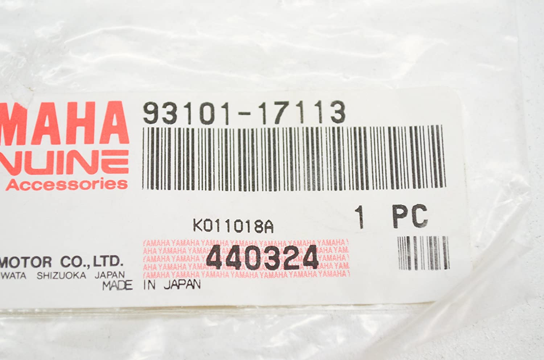 S-Type; 931011711300 Made by Yamaha Yamaha 93101-17113-00 Oil Seal
