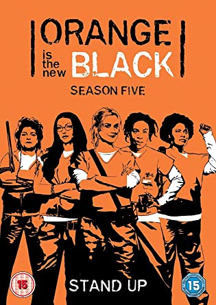 Image result for orange is the new black season 5 dvd