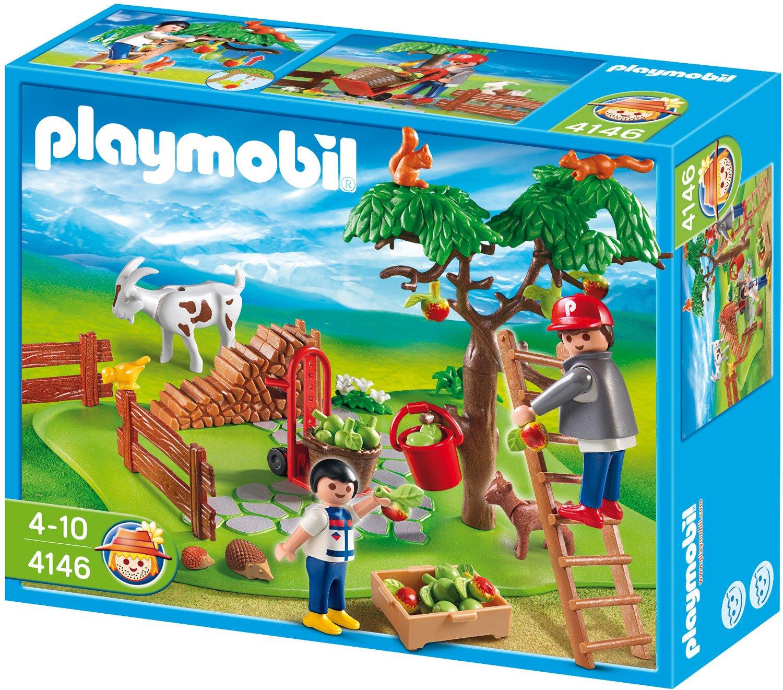 Playmobil Apple Harvest Compact Set 4146 B00316YNXK