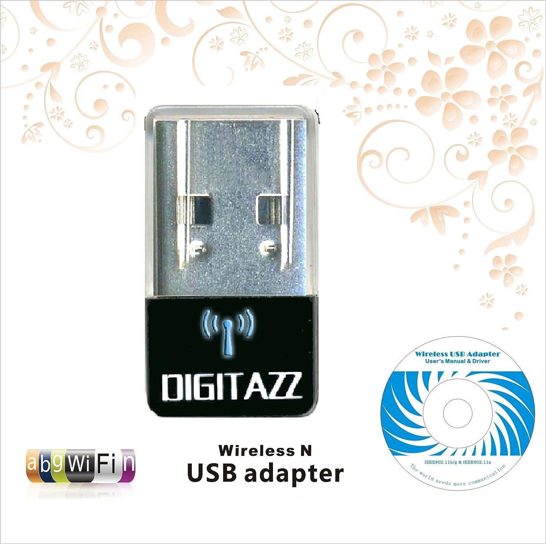 802.11B G N 150MBPS WIRELESS USB ADAPTER DRIVERS FOR WINDOWS VISTA