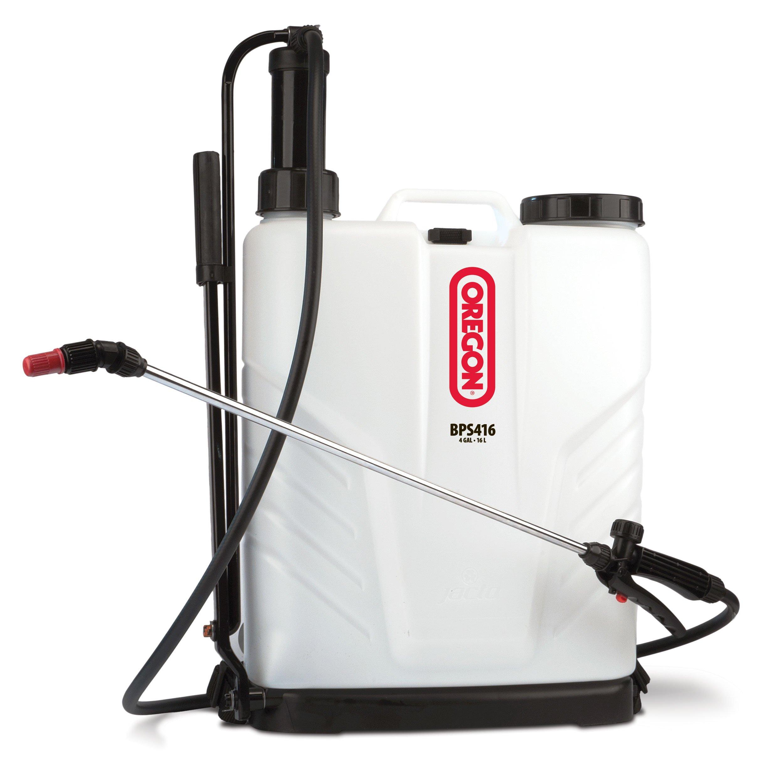 Oregon 37-601 4-Gallon Backpack Sprayer