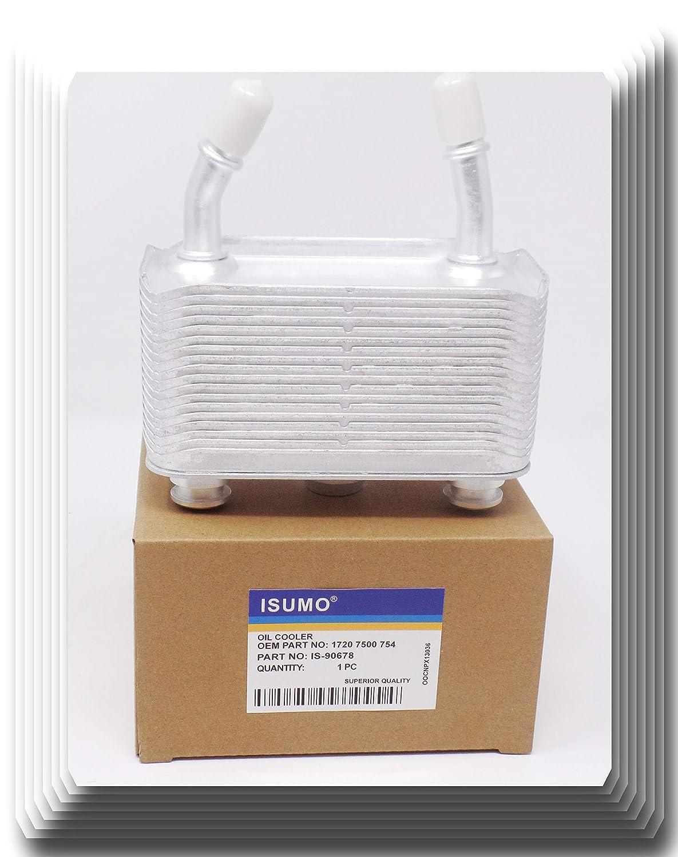 17207500654 Auto Trans Cooler Fits BMW E53 X5 2000-2001-2002-2003-2004-20052006 V6 3.0L V8 4.4L 4.6L